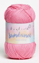 Hayfield Sundance DK 100g - 510 Playful Pink - CLEARANCE PRICE £2.25